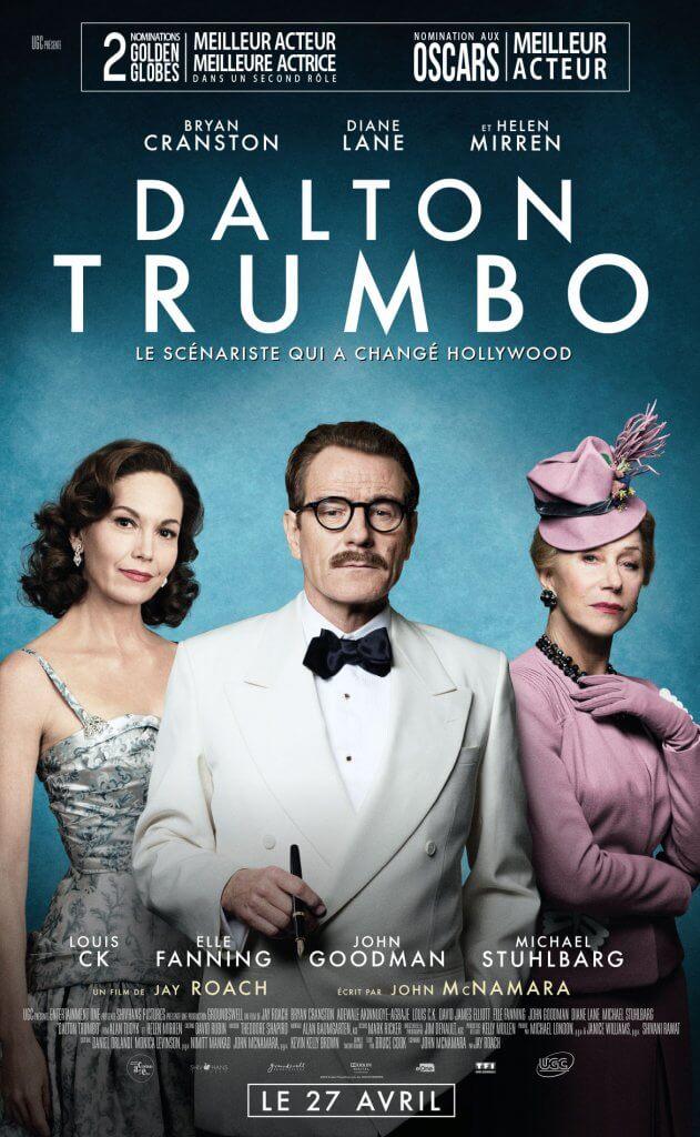Graphiste film Dalton Trumbo