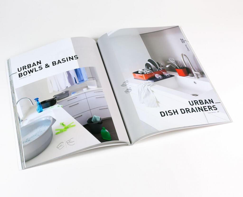 Graphiste catalogue produits