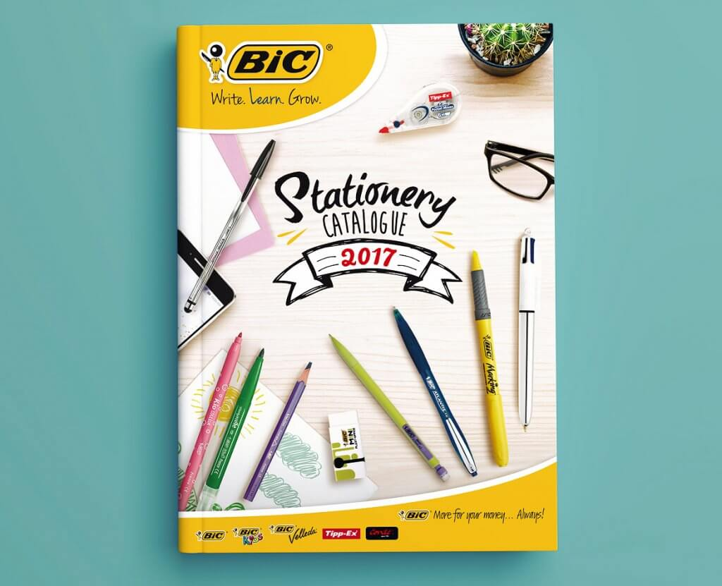 Catalogue Stationary BIC