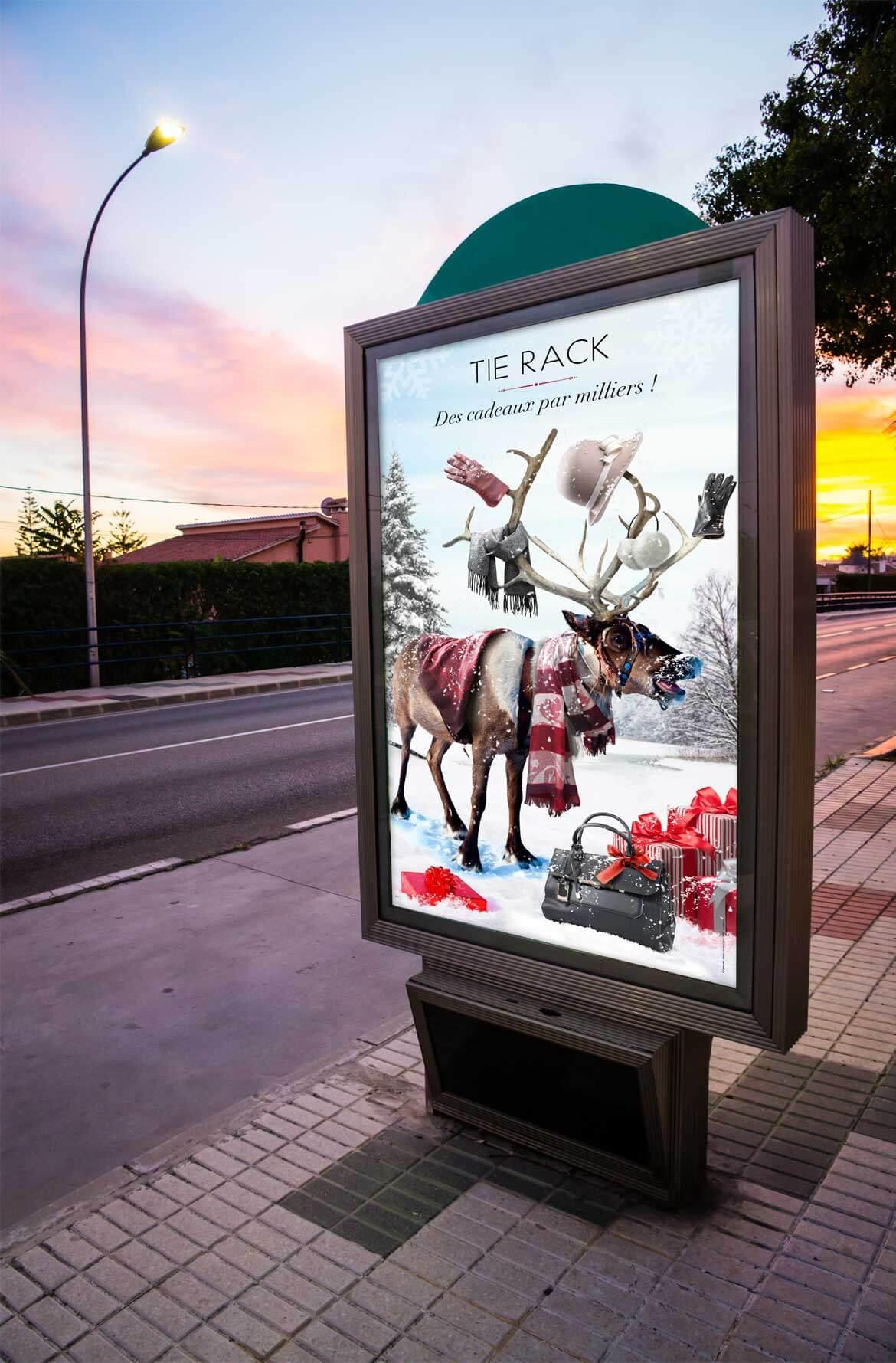 Affiche deco publicite accessoires