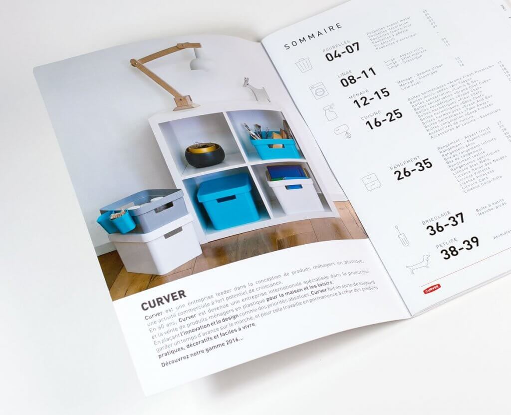 catalogue prix curver graphiste infographiste freelance