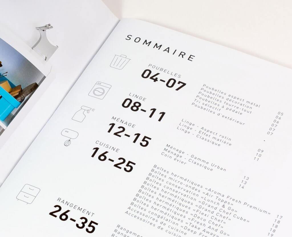 Catalogue Prix Curver