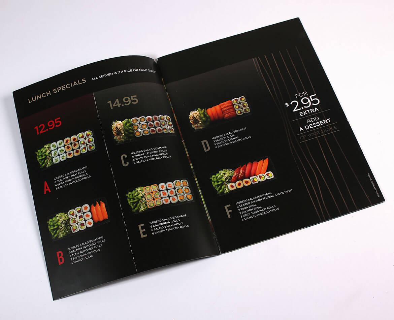 Catalogue prix Sushishop