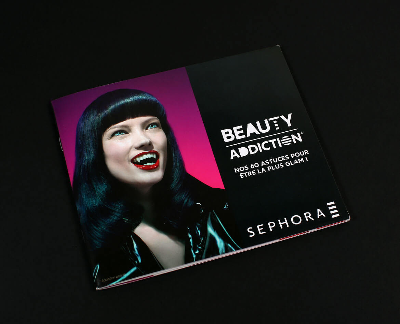 catalogue produits beauté