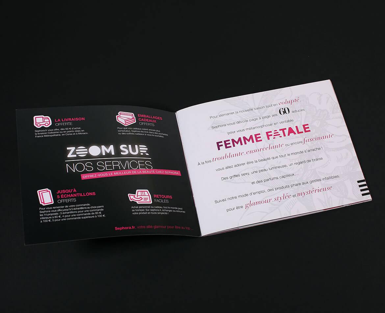 Produits beauté catalogue