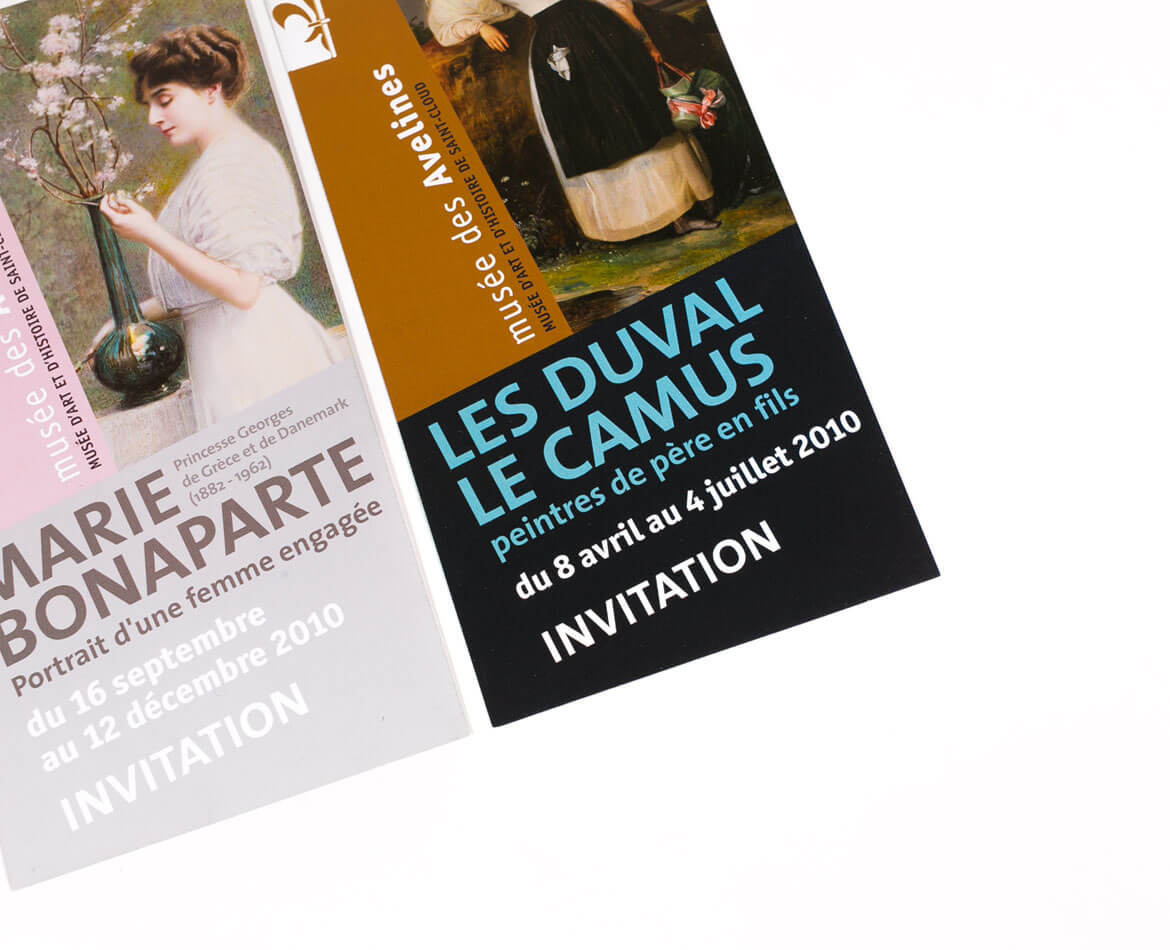 Graphisme carte invitation