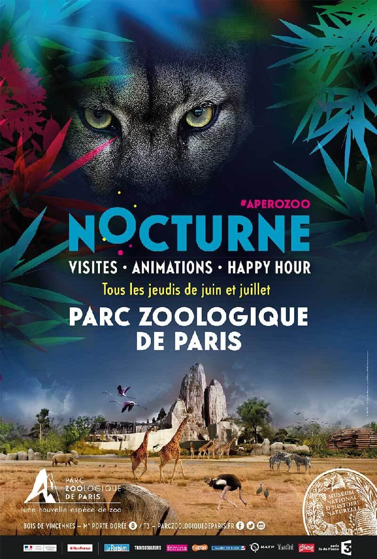Affiche Nocturne Museum