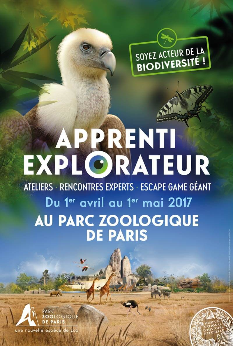 Affiche Apprenti Explorateur © Catsai Design