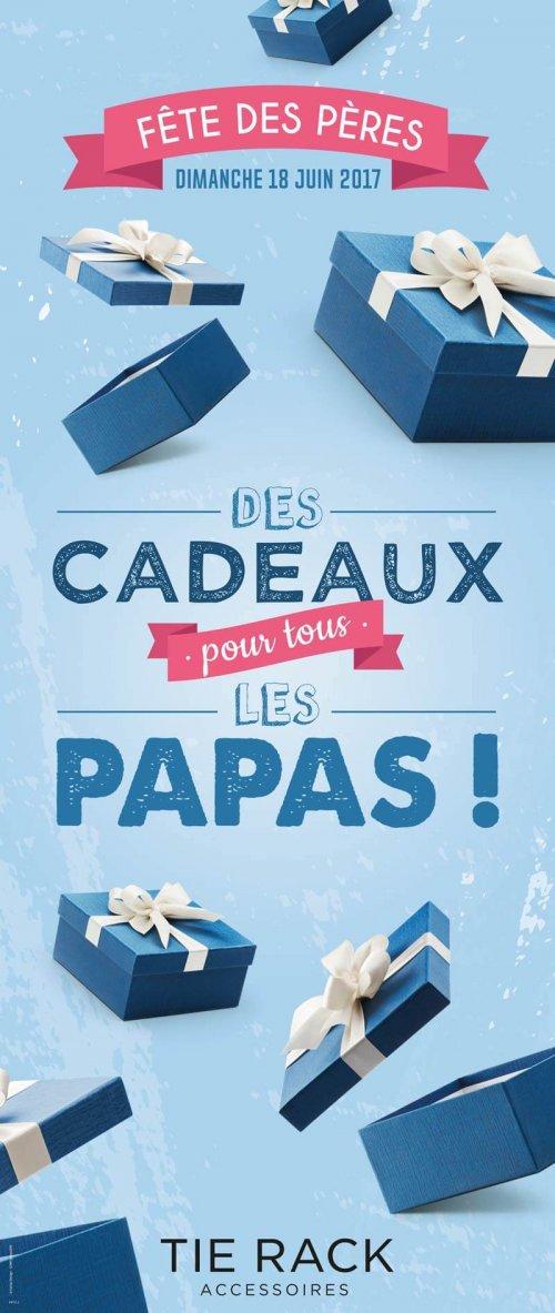 Campagne publicité fête des pères