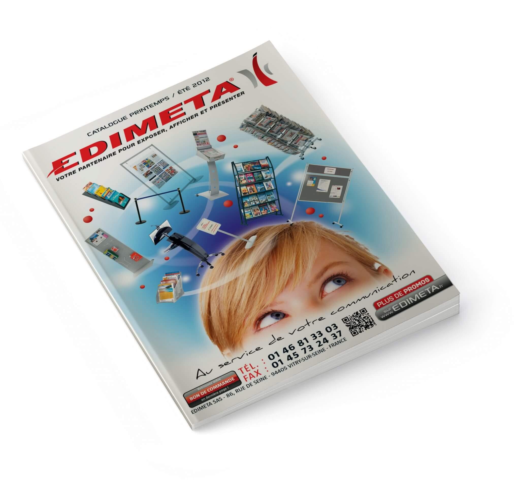 Catalogue produits Edimeta