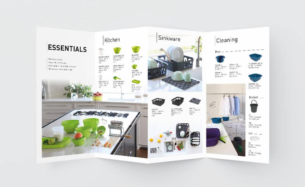 Gwenaelle Bessiere - Catsai Design plaquette promotion
