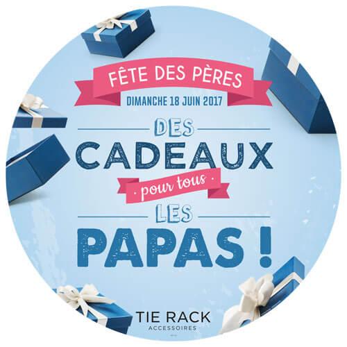 Campagne ticketing fête des pères 2017