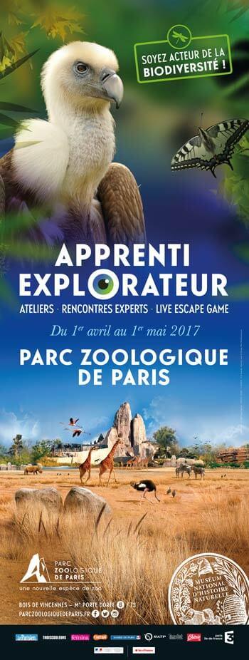 Graphiste spécialisée zoo