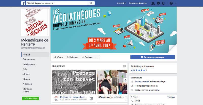 Graphiste freelance ville Nanterre