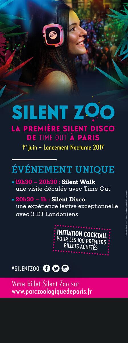 Création totem zoo vincenne
