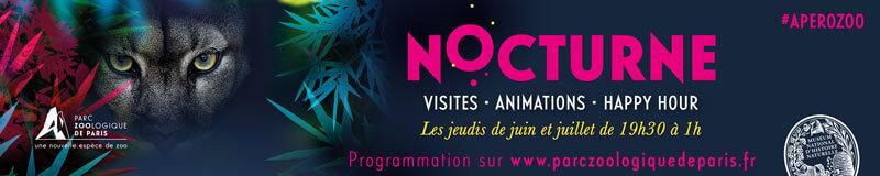 Bannière Nocturne Museum