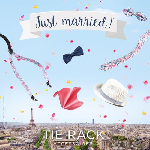 Campagne publicité homme mariage : Gwenaelle Bessiere