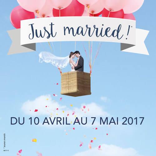 Campagne publicité mariage : Photographe Maurad Chebbi