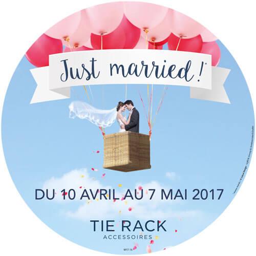 Campagne publicité mariage : Styliste Catsai