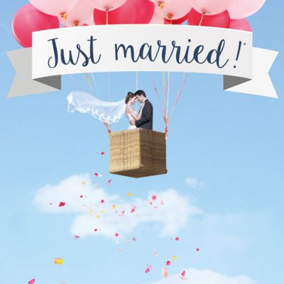 Campagne publicité mariage