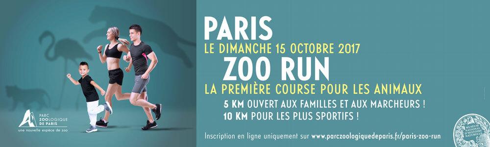Annonce presse Run Zoo