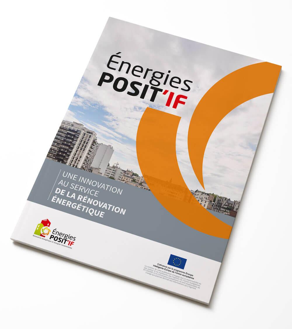 Création brochure énergie positive