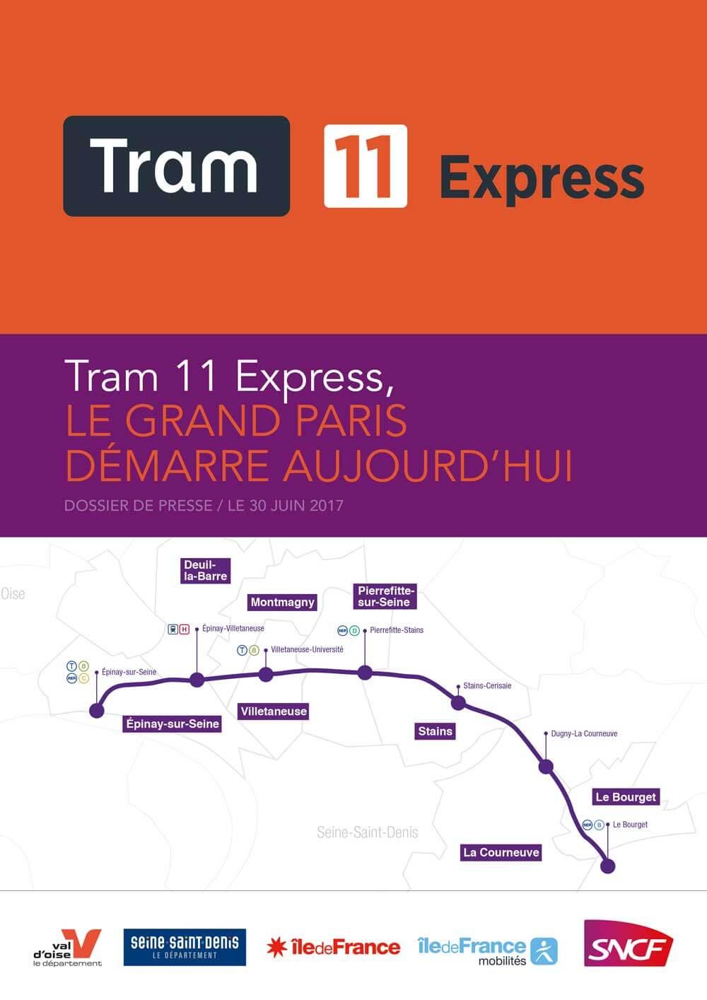 Dossier presse SNCF - Tram 1 express