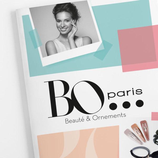 Catalogue produits de beauté