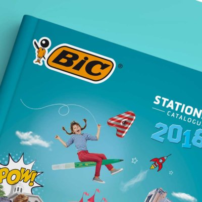 Catalogue produit BIC 2018