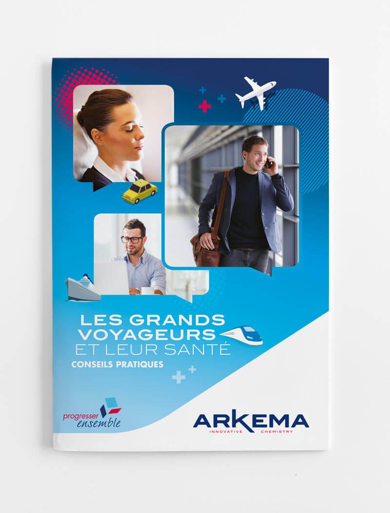 Brochure grand voyageur