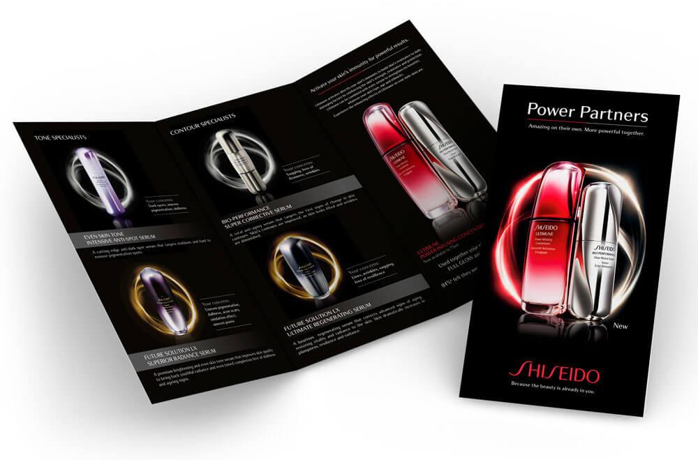 Shiseido produit de beauté © Catsai
