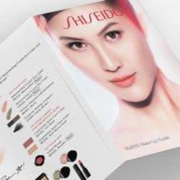 Catalogues produit shiseido