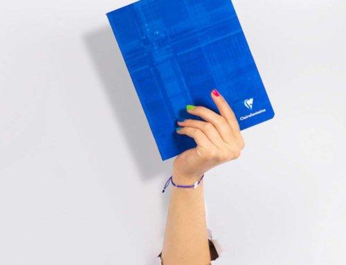 Catalogue produit pour Clairefontaine