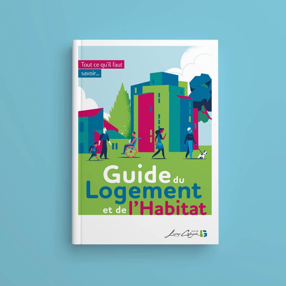 Graphiste Paris Création Guide du logement