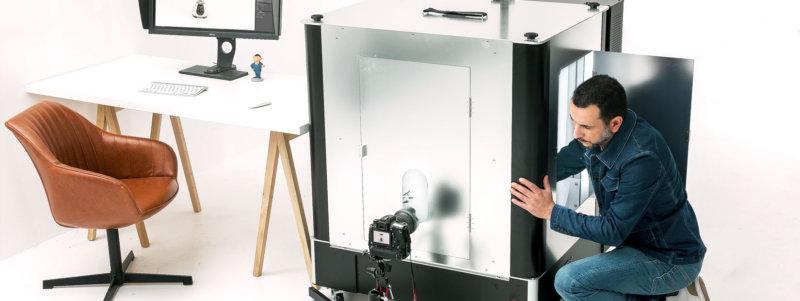 Studio Photo objet 360 degres