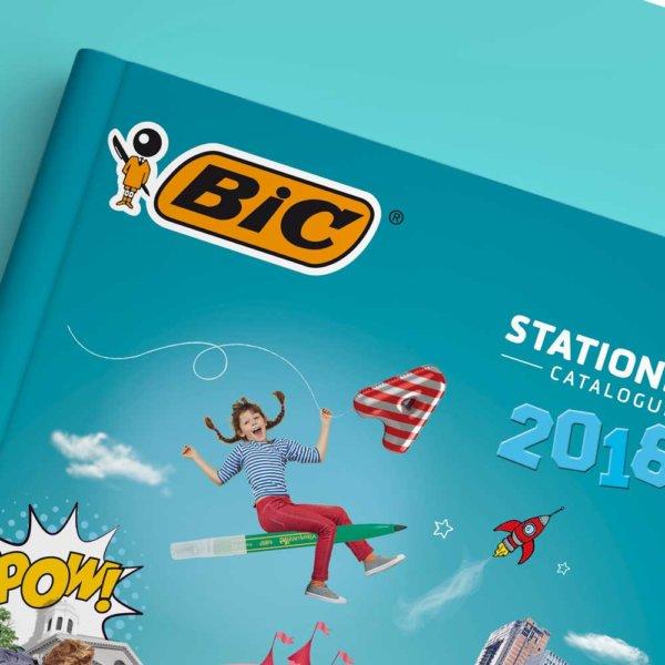 Catalogue produit BIC 2018