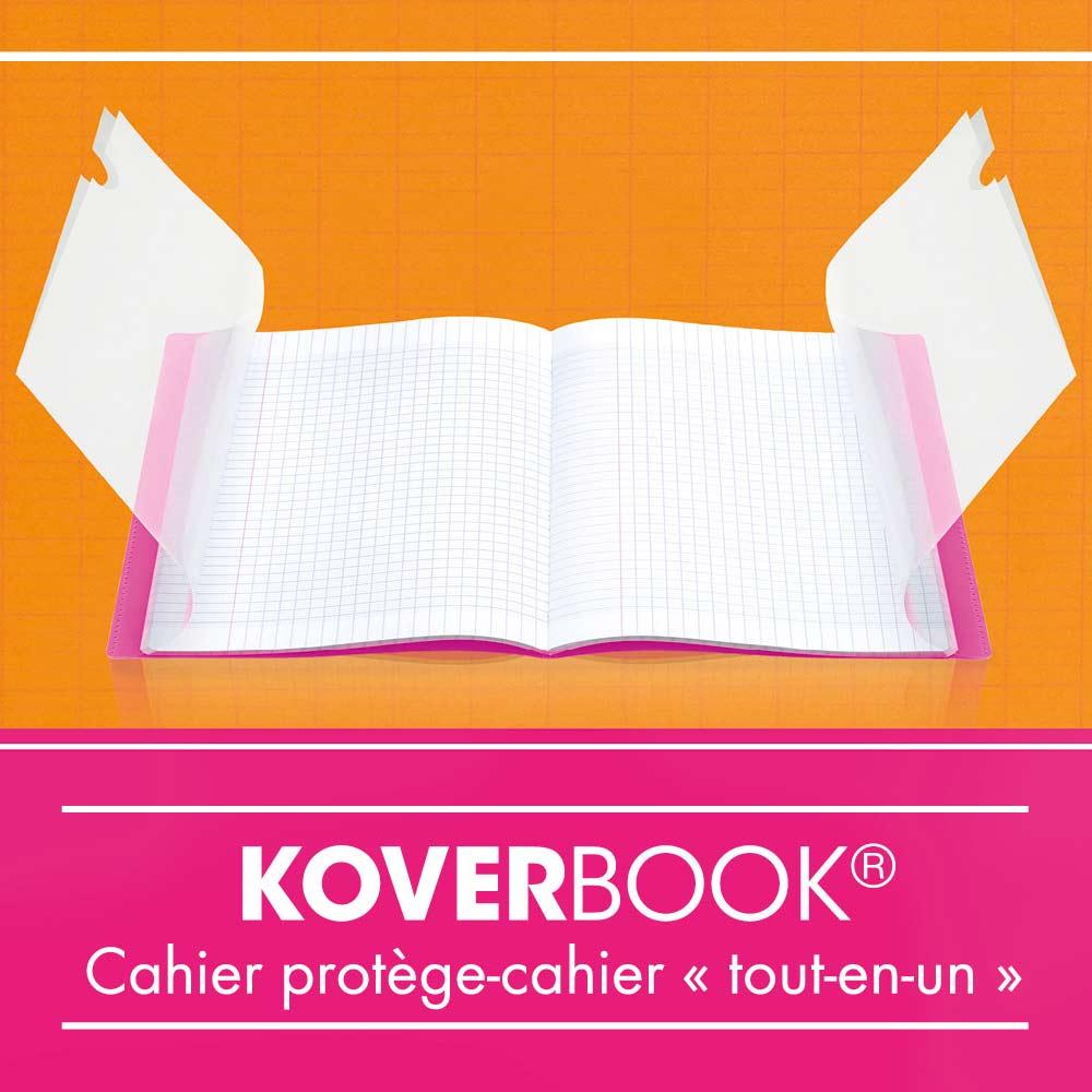 Photo pour Campagne publicité Clairefontaine